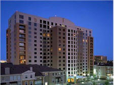 Spectacular views, care free living! Walk to the Galleria from this high rise apartment in North Dallas.