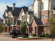 Live By a Park in these Las Colinas Townhomes.