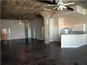 Open and spacious Deep Ellum Lofts. Call for move in specials. Located in the ware house diistrict of Dallas.
